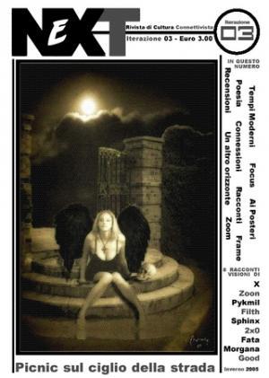 La copertina di NeXT Iterazione 03