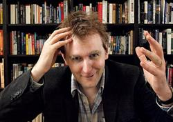 Nick Harkaway, promettente autore sci-fi britannico