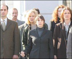 Una scena da <i>The Visiting</i> con Nicole Kidman