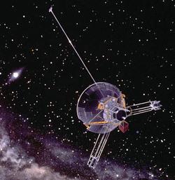 La sonda Pioneer 10