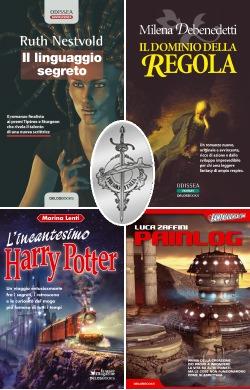 I quattro libri Delos Books finalisti