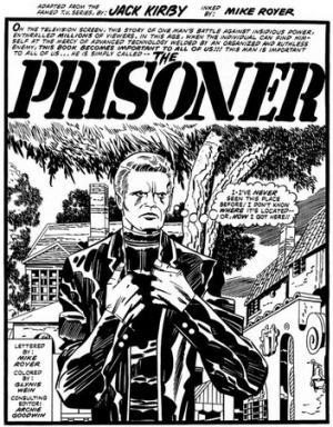 Il fumetto de Il Prigioniero
