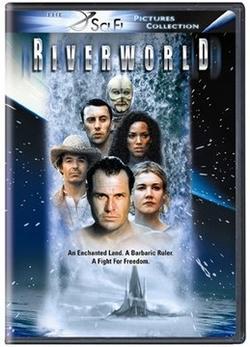 Il dvd di <i>Riverworld</i>