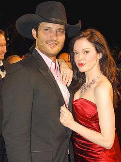 Robert Rodriguez e Rose McGowan
