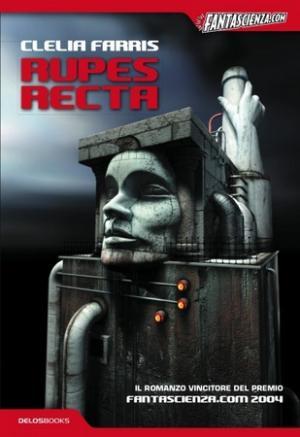 La copertina di <i>Rupes Recta</i> è di Edoardo Belinci, già autore della cover del romanzo vincitore del premio Fantascienza.com 2003, <i>L'undicesima Frattonube</i> di Massimo Pietroselli