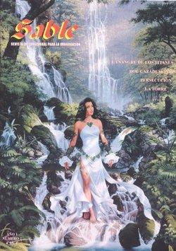 Un numero della rivista Sable