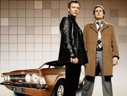 Sam, Gene e la mitica Ford Cortina arancione metallizzato