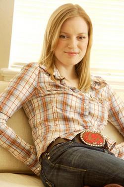 Sarah Polley, una dei protagonisti di Splice.