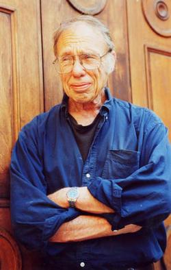 Robert Sheckley (foto di Roberto Quaglia)