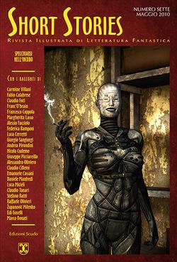 La copertina di <i>Short Stories</i> n. 7