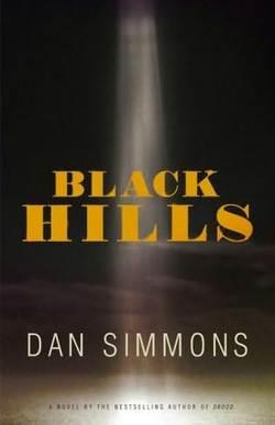 La copertina del nuovo libro di D.Simmons