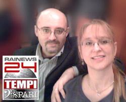 Silvio Sosio ed Elisabetta Vernier