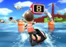 In Wii Sports Resorts ci sono anche le moto d'acqua