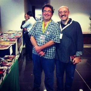 Paul Di Filippo e Silvio Sosio