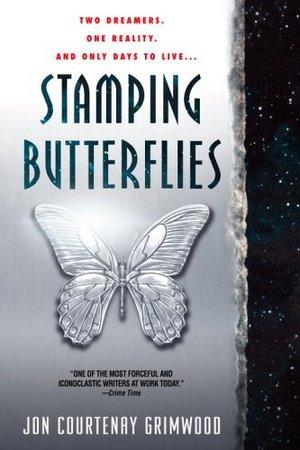 la copertina di Stamping butterflies