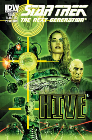 Star Trek: Next Generation: Hive