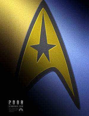 Il poster di Star Trek XI