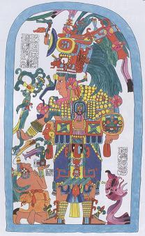 uno stele maya