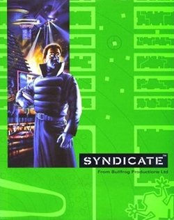 La copertina del primo Syndicate