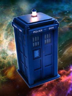 Il Tardis, la temponave del Doctor Who