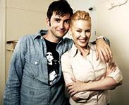 David Tennant e Kylie Minogue