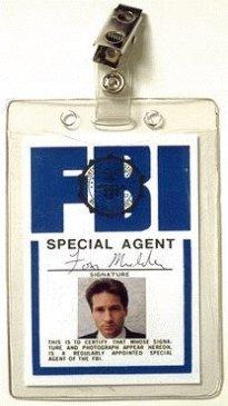 Il mio nome è MUlder, Fox Mulder.