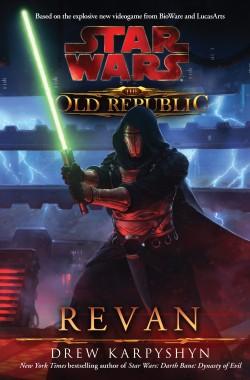 La copertina del romanzo che chiude il ciclo di Knights of the Old Republic