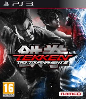 La copertina del gioco in versione Ps3