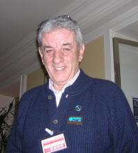 Gianfranco Viviani nel dopocena