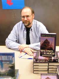 Robert Charles Wilson (foto: Wikipedia)
