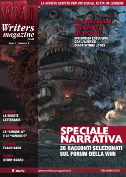 Il numero 3 di <i>Writers Magazine</i> sarà presentato ufficialmente a Pisa al Festival del Libro