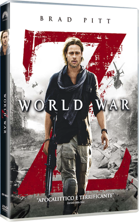 World War Z, il DVD