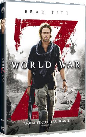 World War Z, il DVD