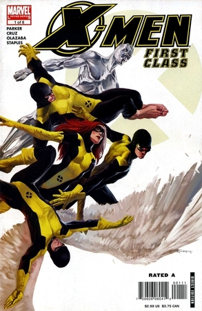 X-men: first class, un film di Bryan Singer.