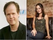 L'inossidabile coppia Joss Whedon e Eliza Dushku