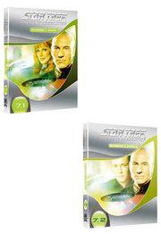 Star Trek The Next Generation Stagione 7.1 - 7.2