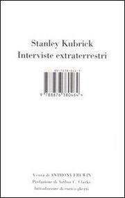 Stanley Kubrick: Interviste extraterrrestri