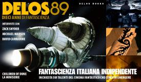 Delos Science Fiction 89