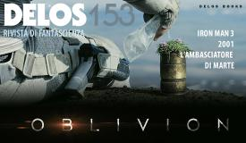 Delos Science Fiction 153