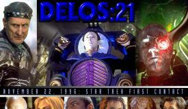 Delos Science Fiction 21