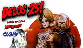 Delos Science Fiction 25