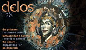 Delos Science Fiction 28