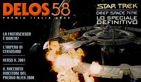 Delos Science Fiction 58