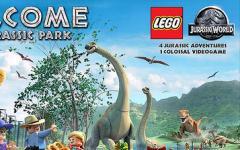 Jurassic World: il corto Lego da non perdere
