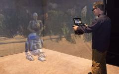 Star Wars Il risveglio della Forza: arriva la realtà virtuale