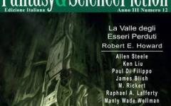 Fantasy & Science Fiction, in edicola il dodicesimo numero