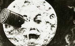 Il viaggio sulla Luna di George Méliès