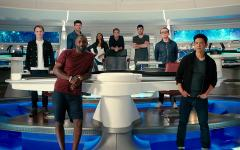 Star Trek Beyond: arriva il primo video dal set