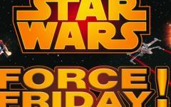 Star Wars Il risveglio della Forza: dal Force Friday nuovi inaspettati dettagli