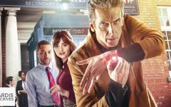 Ecco Class, il nuovo spin-off in arrivo per Doctor Who